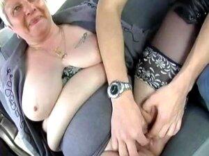 Ele Compartilhou Sua Esposa Murielle Em Um Gangbang Ao Ar Livre Porn