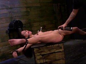 FetishNetwork Zoey Foxx Retorna Para Mais Sexo Bondage Extremo Porn