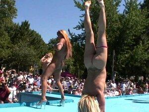 Garotas Gostosas Dançando Nua Porn