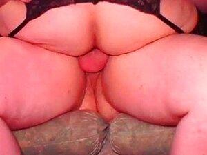 Homem Gordo Porra Uma Mulher Magra Em Meias Porn