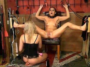 Jogos De Lésbicas BDSM Porn