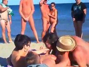 Dia De Voyeur Na Praia De Nudismo!!!! Porn