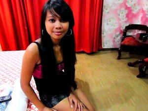 Pequena Filipina Amadora Fodida E Cremada Em Câmara Porn