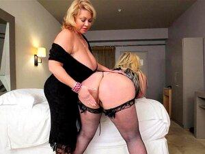 BBW Cougar Dildos Gorda Peituda Gata Sexy No Quarto De Hotel Porn