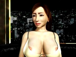 Hentai 3D MILF Obtém Grandes Mamas Torturado Porn
