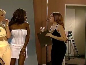 Triple Attack Of Hot Pornstar Booty Porn