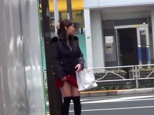 Belezas Japonesas A Mostrar As Cuecas Em Público Porn