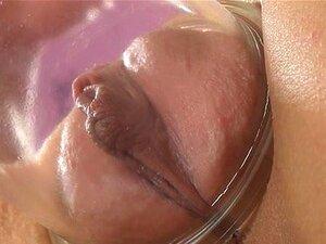 Cona Agradável Com Vibrador Gigante, A Beleza Dura Está A Deliciar A Sua Cona Com Um Brinquedo Gigante. Porn