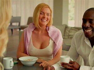 Os Sentidos Batota MILF Brandi Love S Primeiro Grande Galo Negro Porn