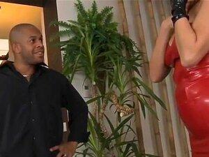 Deusa De Alta - Látex Vermelho Porn