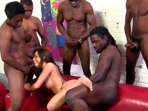 Amante Da BBC Pressley Carter Faz Gangbang Interracial Porn