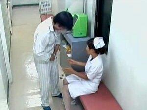 Creampied Enfermeira Deliciosa Na Cam Spy Médica Que Enfermeira Japonesa Deliciosa Vídeo, Recebe Seu Bichano Martelado Duro No Corredor Do Hospital E Tudo é Apanhada Na Cam Espião Japonês Vídeo De Sexo Hardcore. Ela Parece Gostar Muito Bonito. Porn