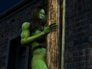 Ironman E Mulher Hulk, Ironman E O Mulher-hulk Porn