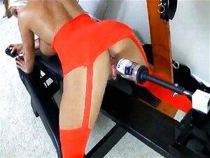 Maldita Máquina De Ashlee Chambers Porn