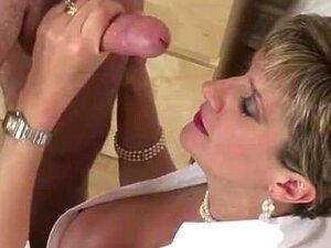 Boquete De Senhora Madura Peituda Britânico Porn