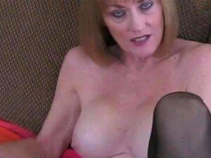Creampie Para Etapa Amador Mãe GILF Melanie Porn