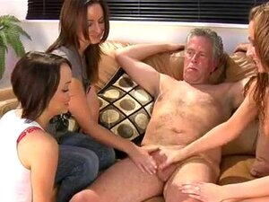 CFNM Doms Puxar O Velho Homem De Pau Pequeno Porn