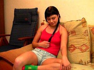 Garota Russa Se Cumshot Na Calcinha Porn