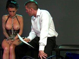 BDSM XXX Black Cabelos Subs São Fodidas Pelos Mestres Estritos Porn