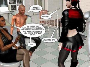 3D Em Quadrinhos: Vox Populi. Episódio 3 Porn