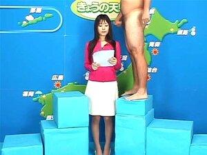 Facial De Meteorologista Chocado TV Ao Vivo Na TV Porn