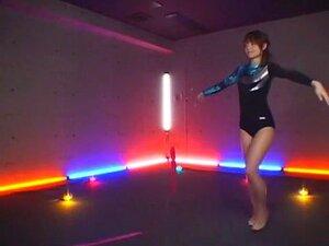 Menina Japonesa Louca Tina Yuzuki Em Lingerie Incrível, Vídeo De Esportes JAV Porn