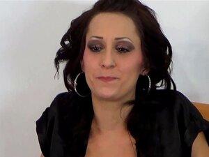 MILF Squirts E Recebe Creampie Tinha Porn