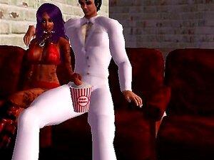 Punheta No Cinema Porn