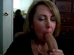 Querida Esposa A Chupar Carne Enorme Porn