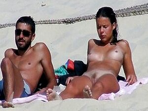 Morena Nuazinha Na Praia Porn