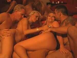 Um Casal Amador Casado é A Primeira Vez Que Um Swing De Mente Aberta Porn
