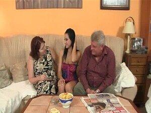 Casal De Velhos Seduzir Adolescente Facilmente Porn