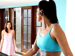 Sensual Enteada Sedução MommysGirl Índia Verão Porn