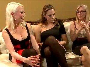 Três Lésbicas Com Fisting Cu Porn