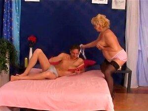 Mãe Anal Italiana Veronique, Porn