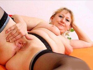 Compilação De Buceta De Vovó Porn