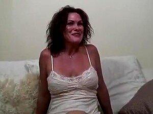 Louco Casting Amador, Filme Porno Em Linha Reta, Porn
