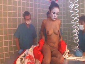 Asiático Entra DPed Gangbang Cru Porn
