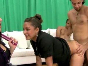 Mulheres Reais Do Cfnm Doggystyle De Escravos Na Festa Porn