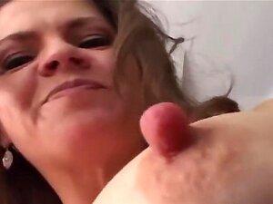 Brunett Com Mamas Grandes E Cona Peluda Porn