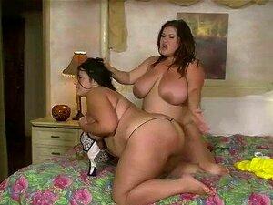 BBW Lésbicas Kacey Parker N Jane Kush Lick Pussy Porn