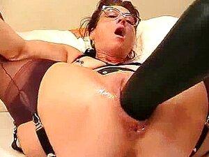 Amador Esposa Fisted E Fodeu Com Um Gigante D Porn