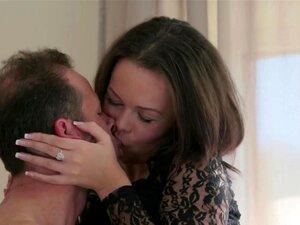 Hottest Pornstars George, Linette In Incredible MILF, Big Tits Sex Video, Porn