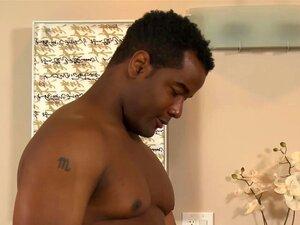 NuruMassage BBC Interracial Primeiro Nuru Massagem Porn