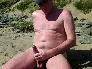 Punheta Praia De Exibicionista Escocês Porn