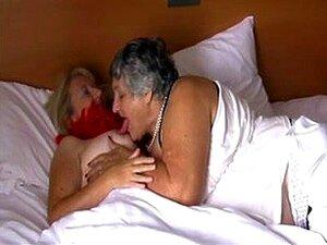 Vovó Lésbicas XXX Porn