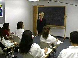 Meninas, Espancadas Pela Professora 1 Porn