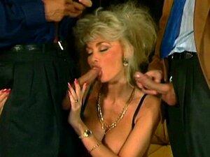 Meias De Dolly Buster 12 MMF Preto Porn
