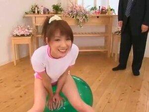 Exótica Rapariga Japonesa Yua Kisaki Na Melhor Cena De Cunnilingus, Namorada JAV Porn