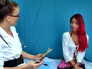 Jovem Ásia Recebe Um Exame, Hotty Hawt Oriental Escola Entra Uma Médica Completa E Exame E Descobre Que Esse Amor Pode Esguichar Para Assistir O Episódio De Comprimento Total Nos Visitar :) Porn